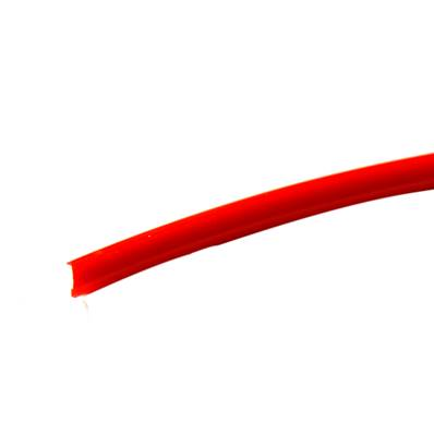 Tube polyuréthane 5,5 x 8 mm Rouge